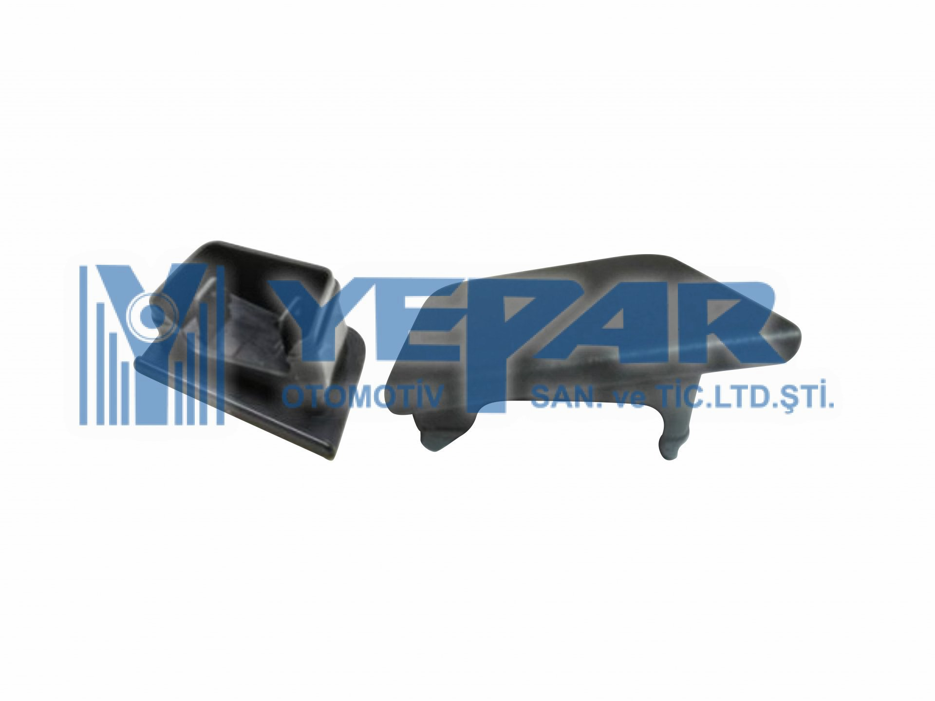 BUMPER COVER HEADLAMP UPPER RH